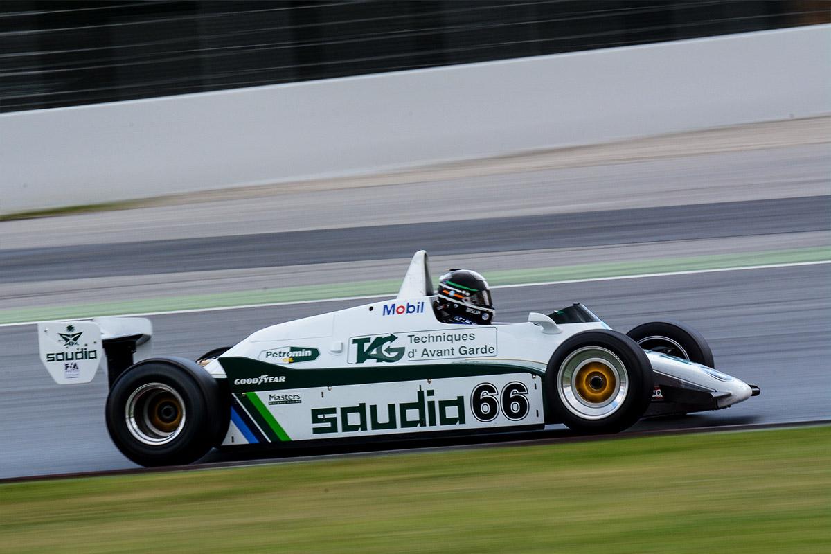 Williams FW08-1